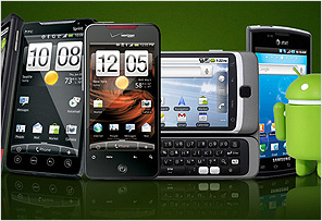 Celulares Android