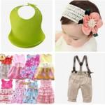 Melhores sites chineses para comprar roupas de bebê e crianças, sapatos e outros produtos