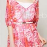 Compras online: Bohemian vestidos baratos para mulher