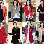 Principais Ofertas em Outono de Mulheres e Casacos de Inverno das Lojas com Base na China