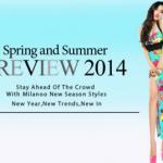 Milanoo guia de moda: últimas tendências da primavera e verão 2014 vestidos