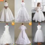 Os primeiros vestidos de comunhão agora à venda na loja chinesa Lightinthebox.com